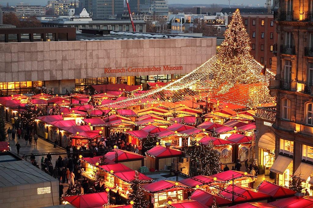 Lucia Christmas Market, Berlim