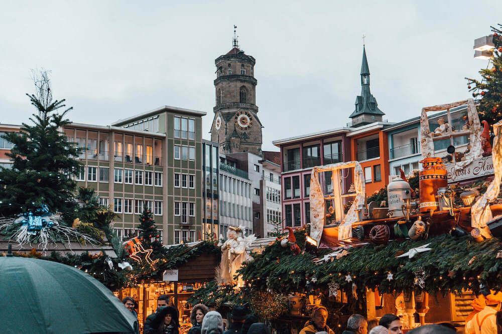 Marktplatz, Stuttgart