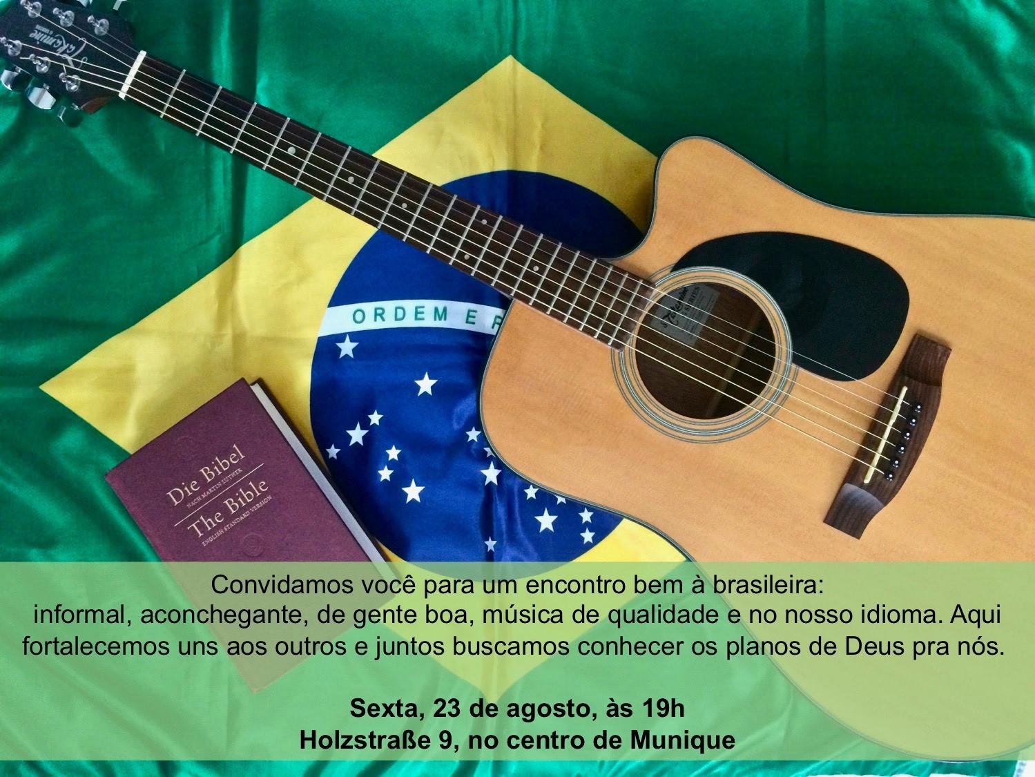 Encontro brasileiro com Deus