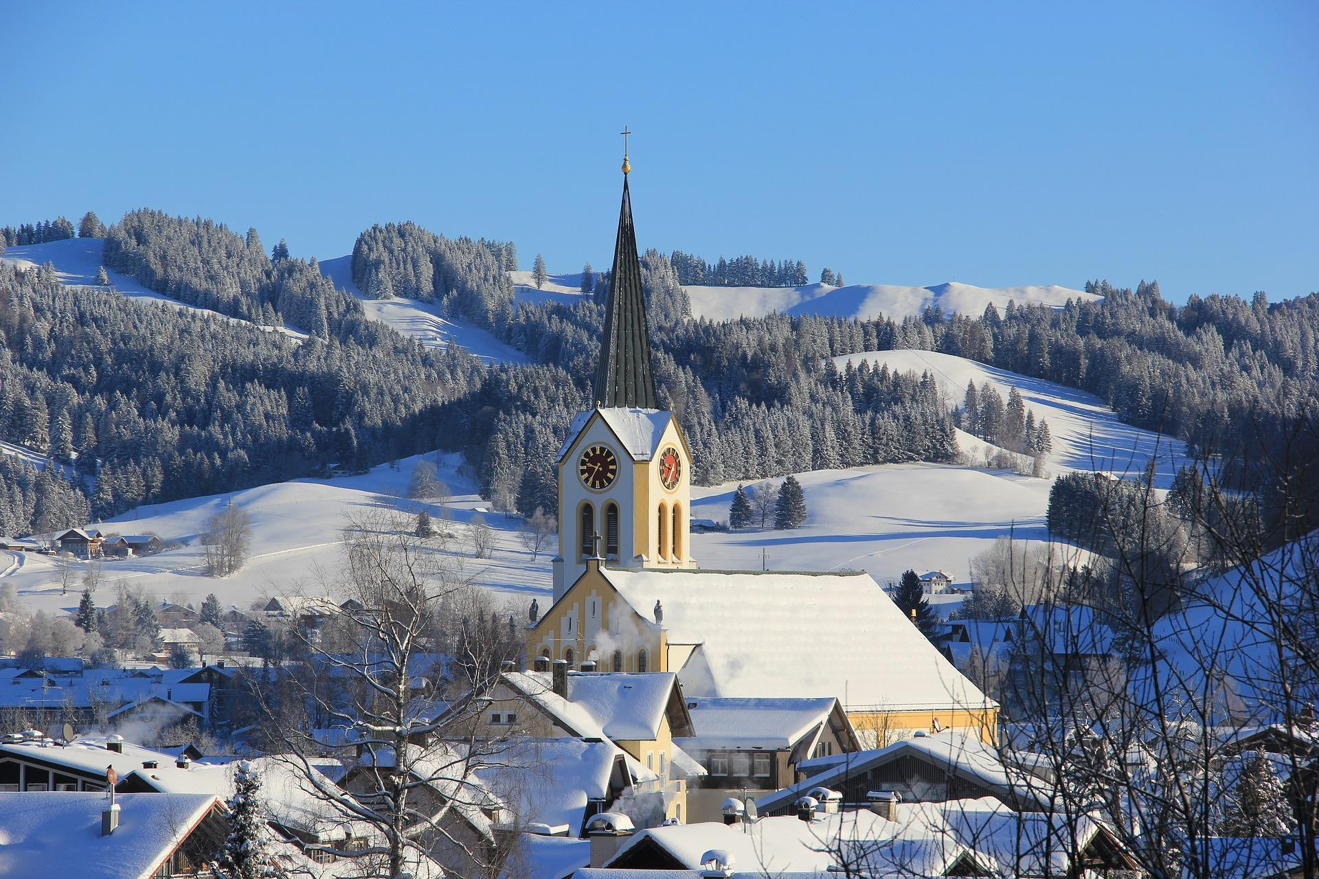 Oberstaufen, Alemanha