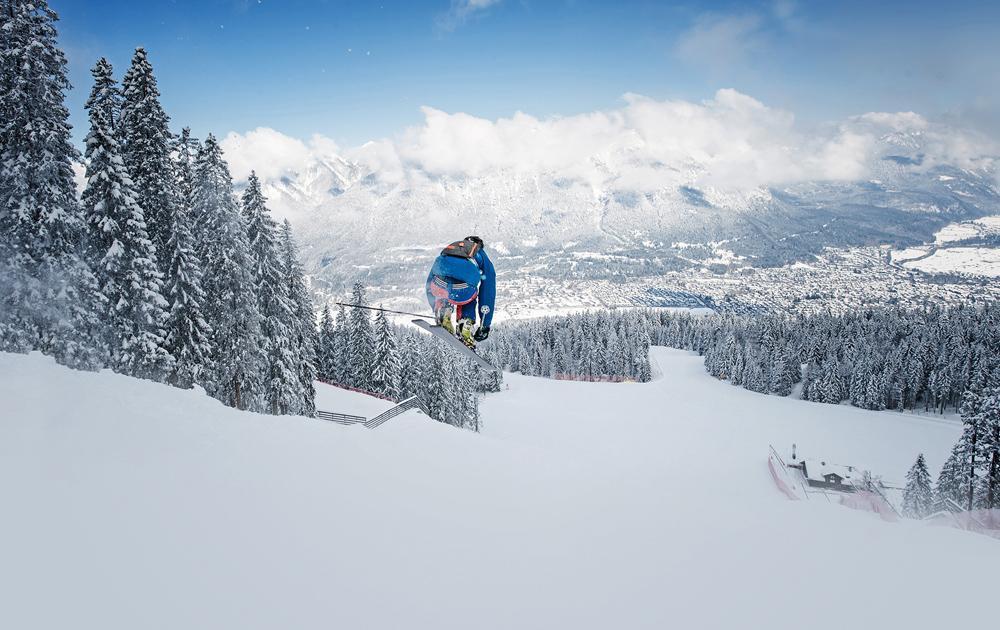 Garmisch-Partenkirchen e Zugspitze