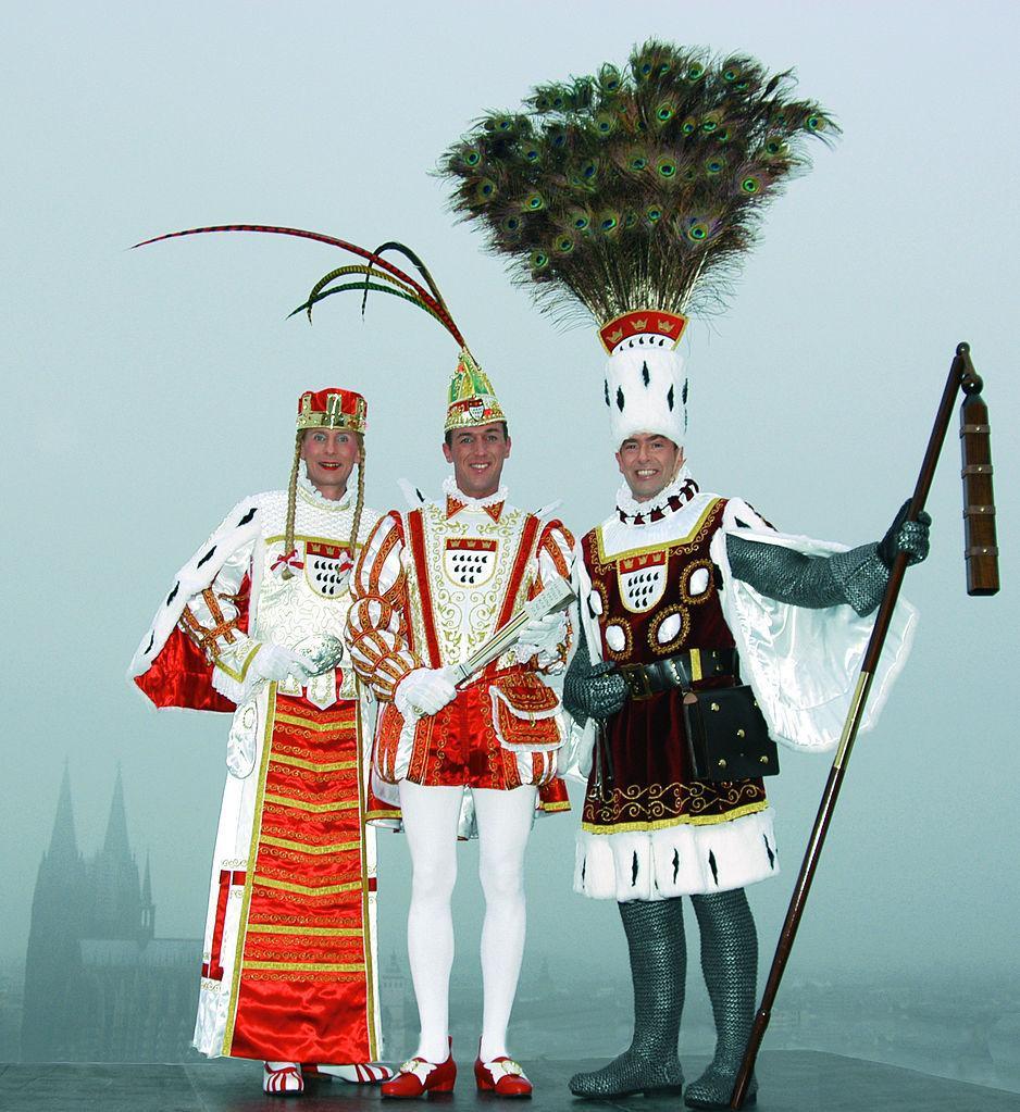 O carnaval de Colônia