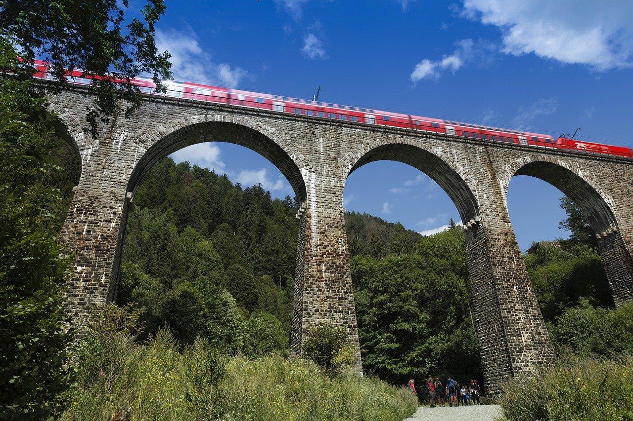 Höllentalbahn, Alemanha