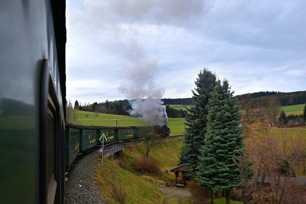 Ferrovia Fichtelberg, Alemanha
