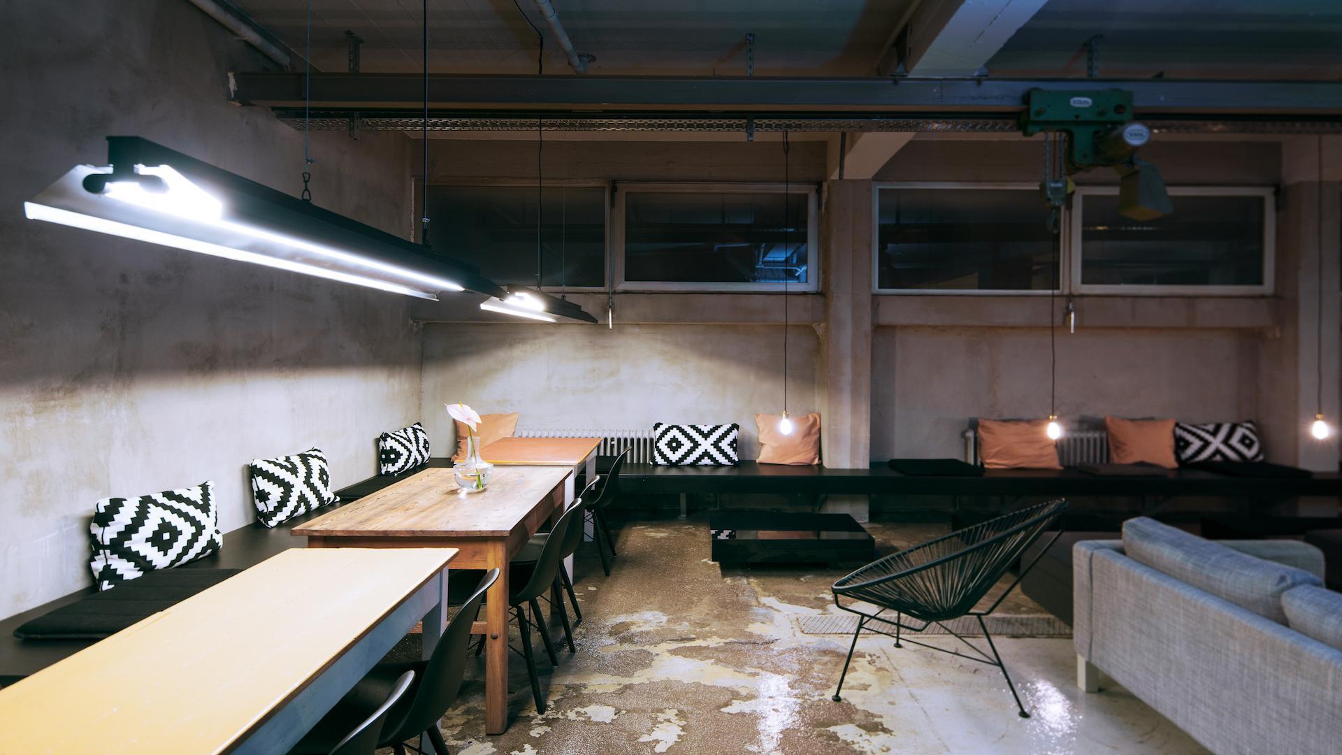 Wallyard Concept Hostel Berlim