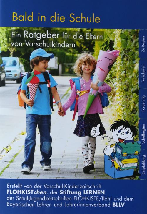 sozinho para a escola Alemanha