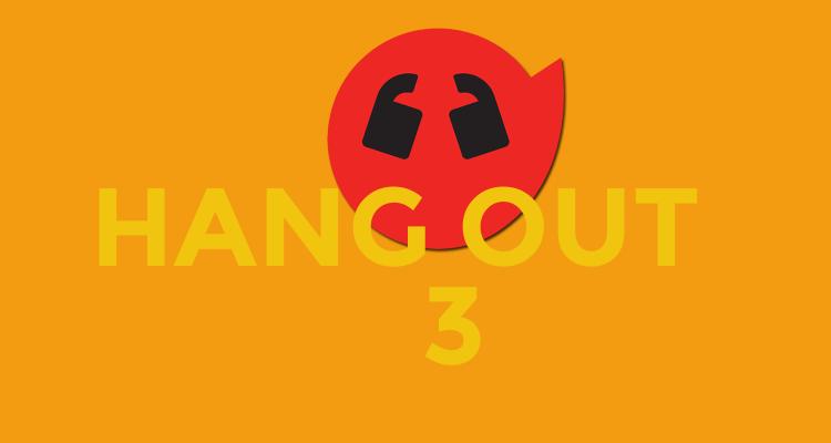 Hangout 3 - Vindo para a Alemanha acompanhado(a)