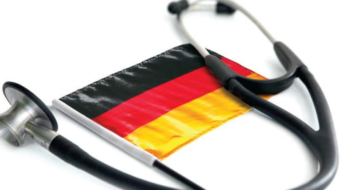 Trabalhando com medicina na Alemanha