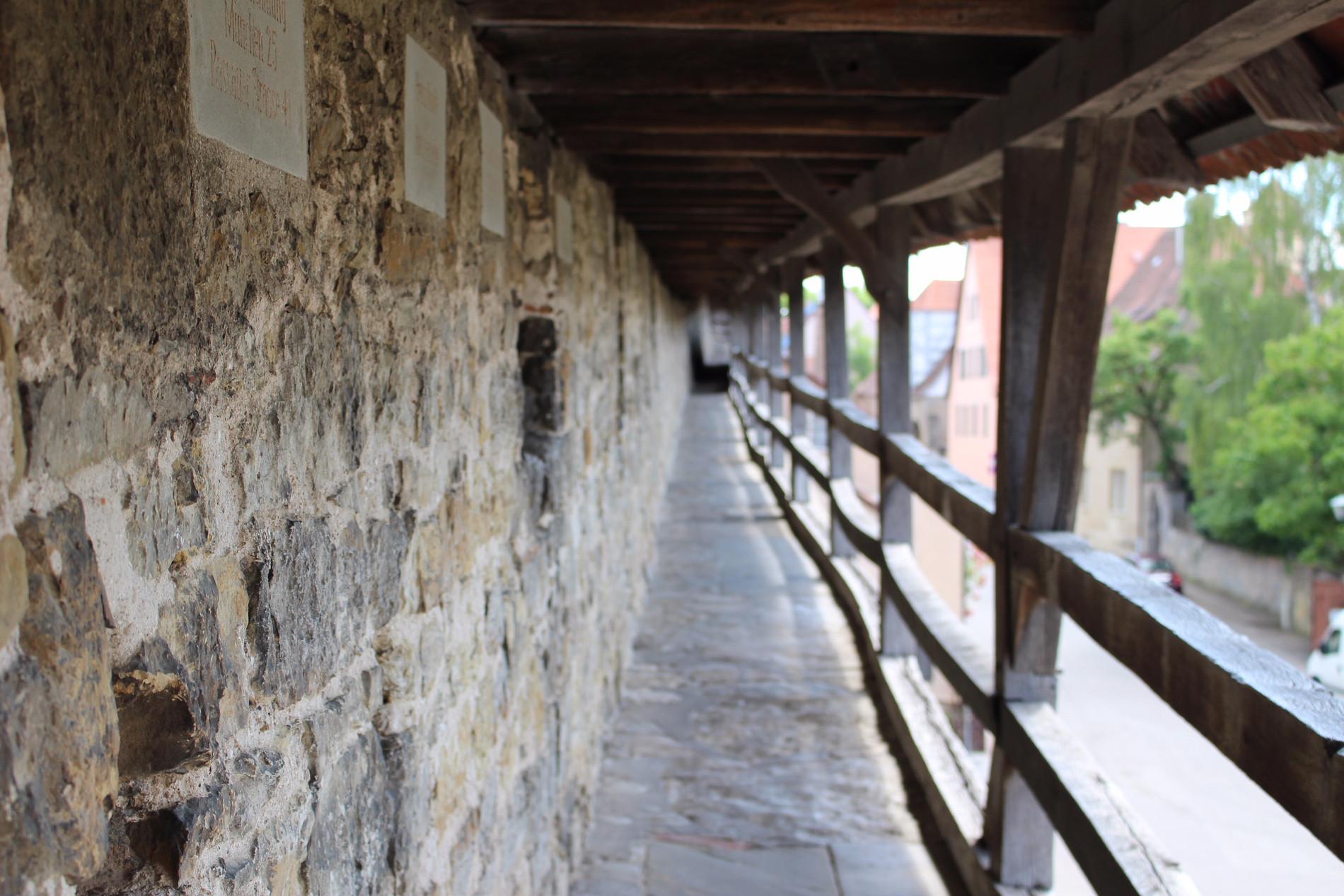 Night watchman Rothenburg