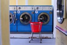 Guia de lavar e secar roupas na Alemanha