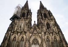 Kölner Dom - O marco principal da cidade de Colônia