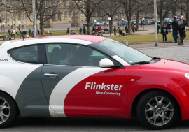 Flinkster - Carsharing na Alemanha