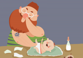 Sair da Maternidade é Entrar na Paternidade
