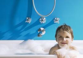 Banho nas Crianças: hábitos de higiene na Alemanha