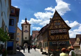 Overnight - Rothenburg ob der Tauber