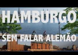 Brasileiros na Alemanha I Em Hamburgo sem falar alemão