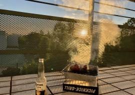 Tudo que você sempre quis saber sobre churrasco no balkon