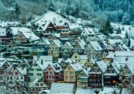 Os 8 melhores vilarejos alemães para conhecer no inverno
