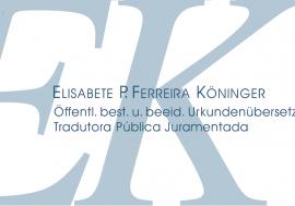 Elisabete Ferreira Köninger