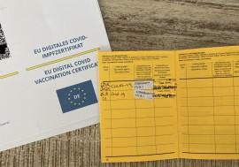 CovPass: o certificado de vacinação digital da UE
