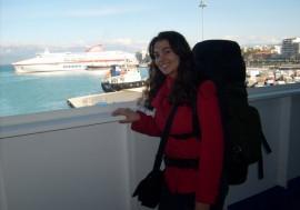 Raquel, uma farmacêutica Brasileira na Alemanha