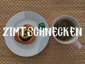 Batatolandia | Cozinhando na Alemanha | Zimtschnec