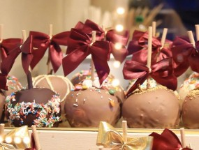 Feira de Natal - Weihnachtsmarkt I Cozinhando na Alemanha
