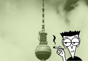 Guia de maconha em Berlim para leigos