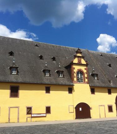 Um dia em Oestrich-Winkel (Rheingau)
