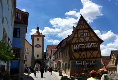 Overnight - Rothenburg ob der Tauber