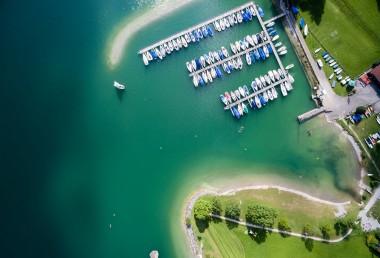 Refresco: 8 lagos próximos de Munique que você precisa conhecer