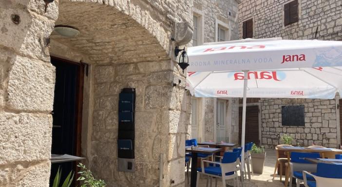 Restaurante Blue Doors, Stari Grad
