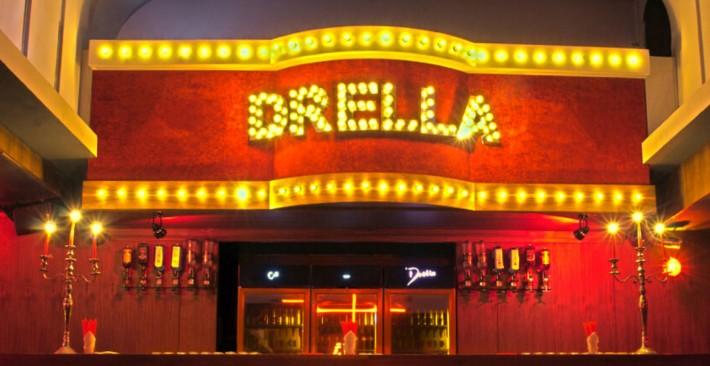 Curtir a night no Drella