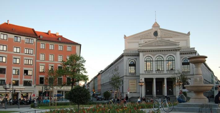 Explore o Quarteirão Glockenbach
