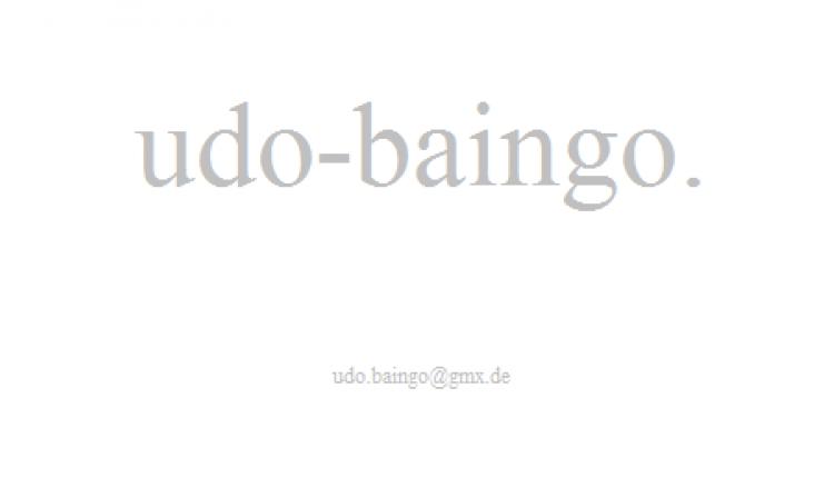 Udo Antonio Baingo – Agência de Ilustradores e Fotógrafos