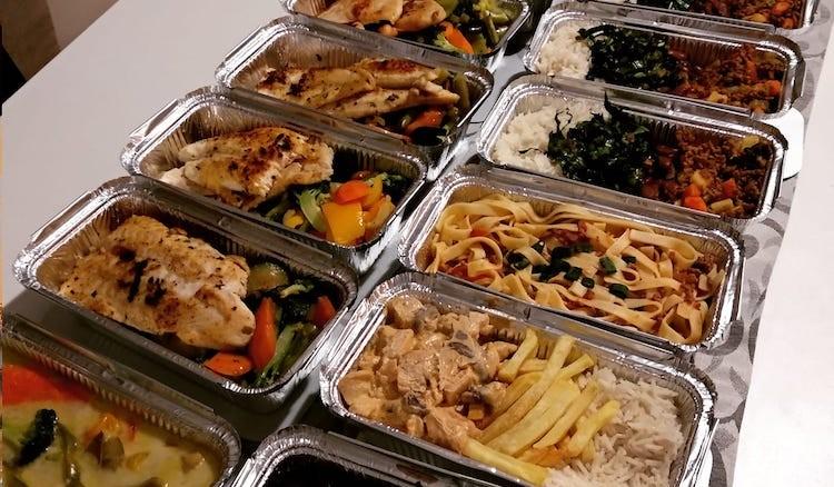 Dani's Food Box