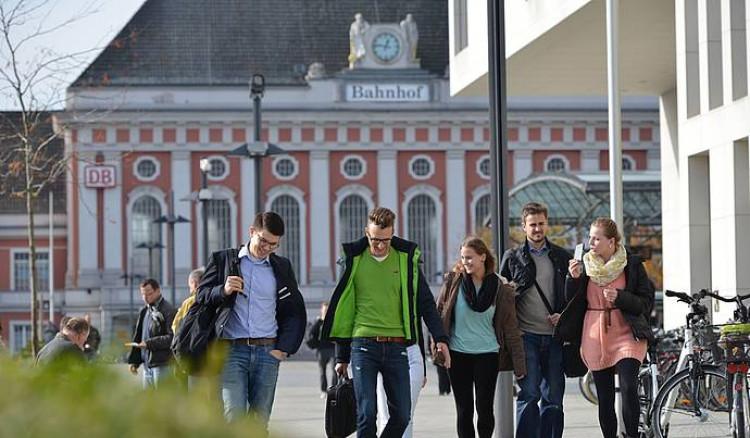 SRH Hochschule in Nordrhein-Westfalen
