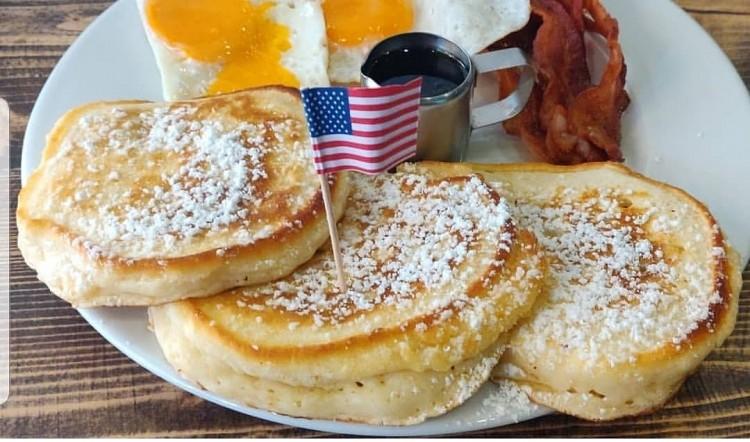 Mr. Pancake, Munique