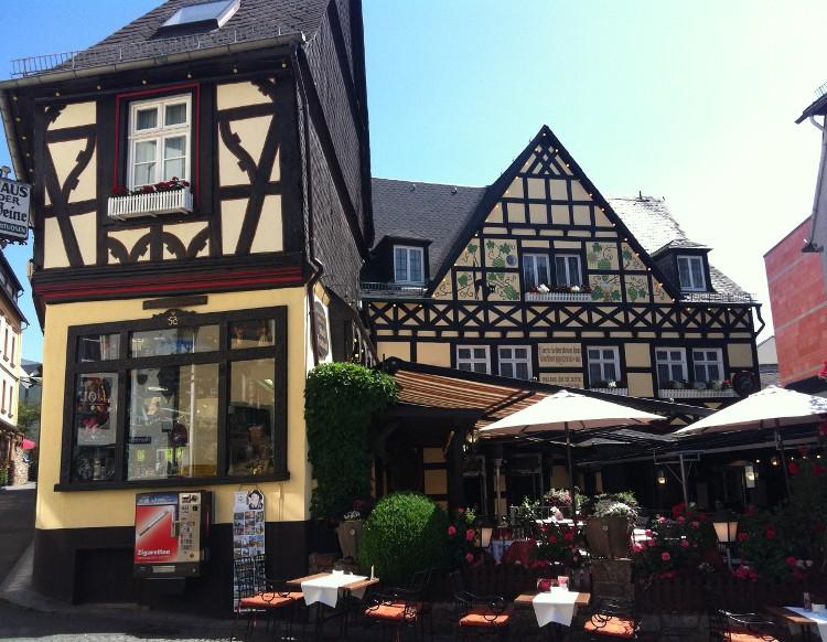 Conhecendo a Alemanha - Rüdesheim