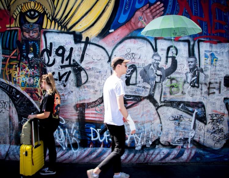 30 anos da Queda do Muro de Berlim