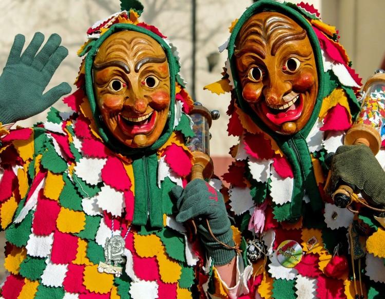 Guia de fantasias do carnaval alemão