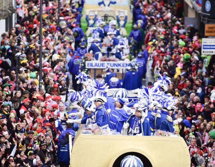 Como o carnaval de Colônia se tornou o Carnaval de Colônia