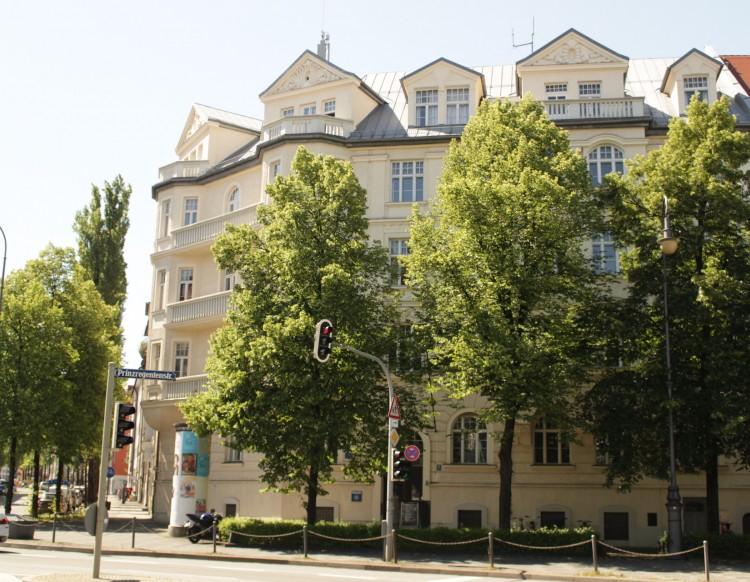 As residências de Hitler em Munique
