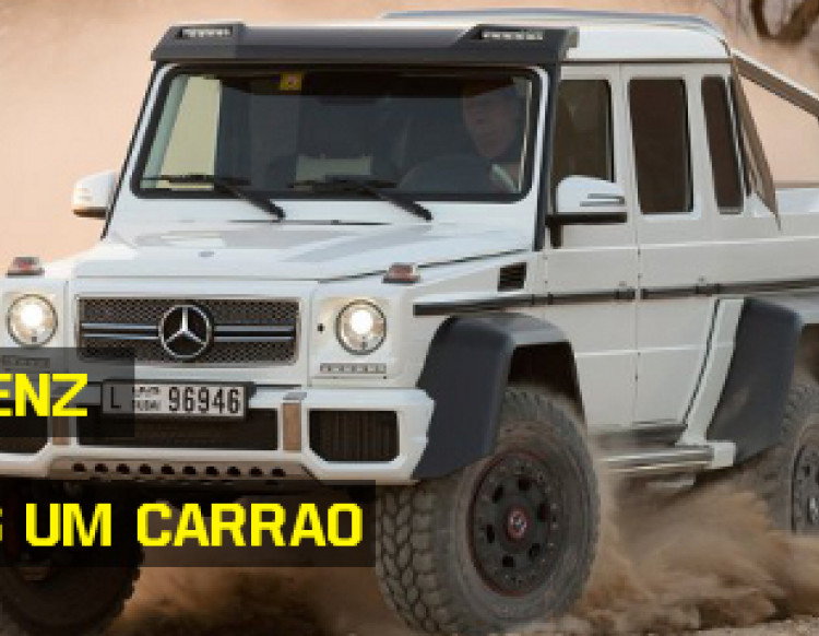 Blog made in germany mercedes benz lan a 6x6 for Mercedes benz made in germany